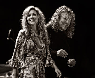 ME AND ROBERT PLANT: A LIFETIME FROM THE GARDEN TO THE ... Raising Sand Robert Plant And Alison Krauss