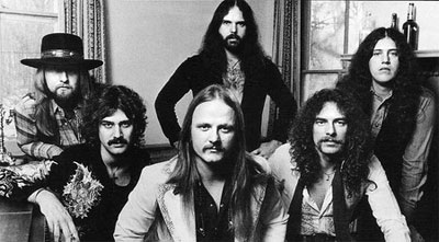 Don Barnes (center rear) and the original 38 Special lineup, circa 1980