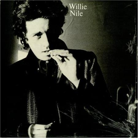 Willie Nile's self-titled debut circa 1980